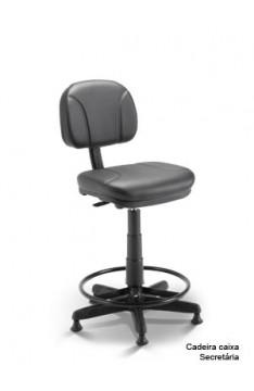 Operativa Estofada Cadeira Caixa